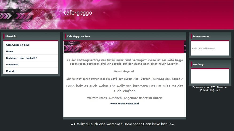 Cafe Geggo